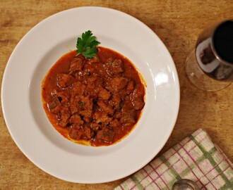 Hungarian Goulash {Recipe ReDux}