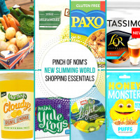New Slimming World Shopping Essentials 29/9/17
