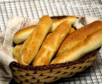 Breadsticks – Olive Garden Style Breadsticks