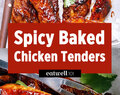 Spicy Baked Chicken Tenders