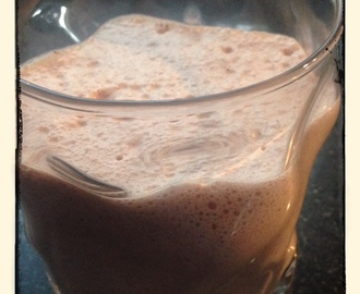 Stop those cravings with a Cocoa Fat Shake!