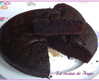"BIZCOCHO DE CHOCOLATE ""THE BEST"""