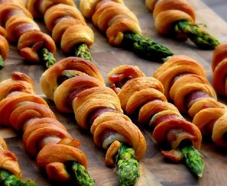 Vegetable Spiral Bread Sticks - Weekend Recipe