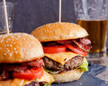Classic Bacon and Cheese burger