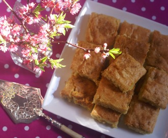 Lemon Blondies