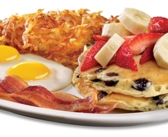 New Menu Items at Denny's