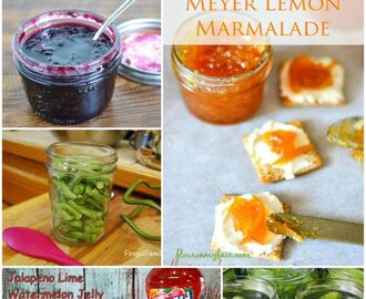 57 Canning Recipes