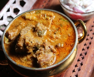 Mutton Chops Curry Recipe / Lamb Curry Recipe