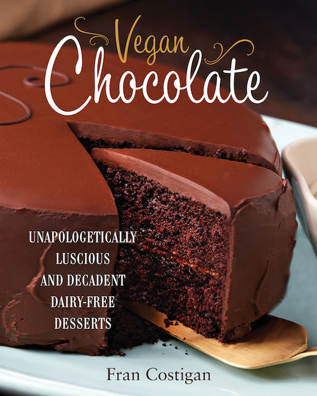 "Book Review – ""Vegan Chocolate"" by Fran Costigan"
