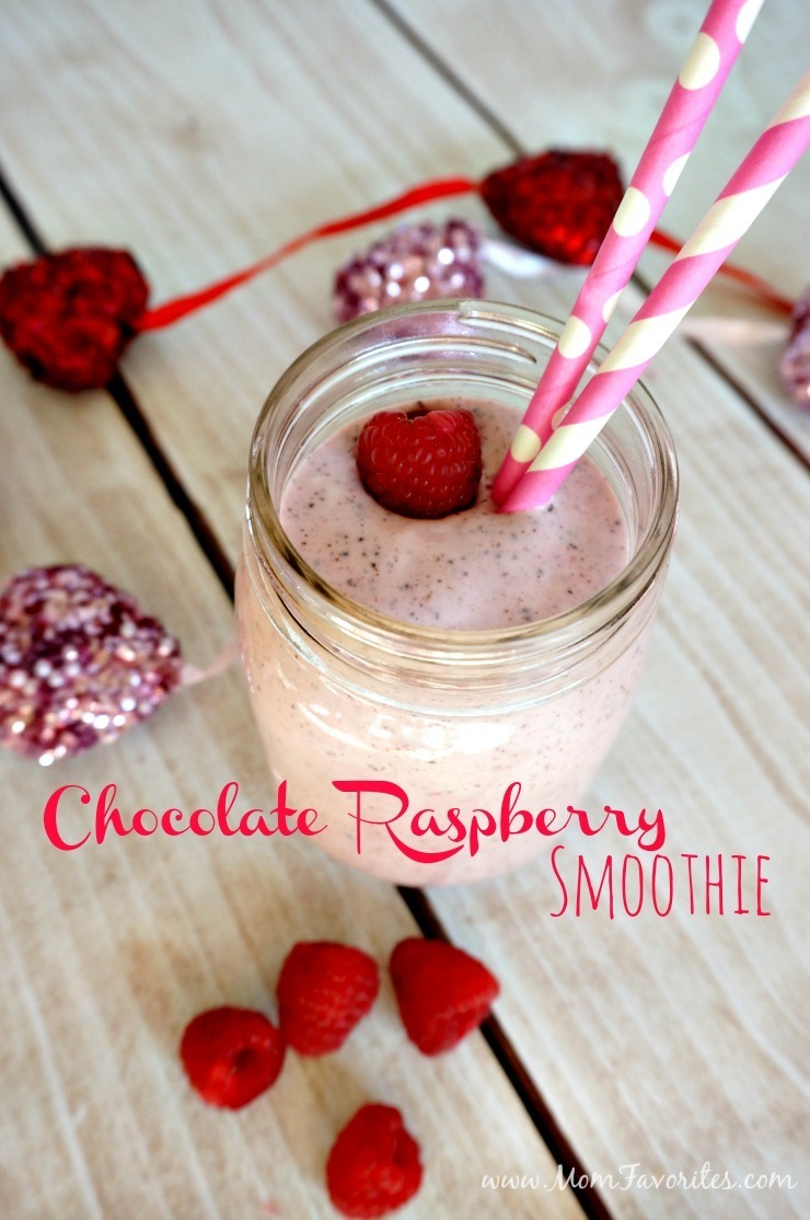 Comment on Skinny Chocolate Raspberry Smoothie Recipe by Great Ideas -- 20 Cool Summer Drinks!