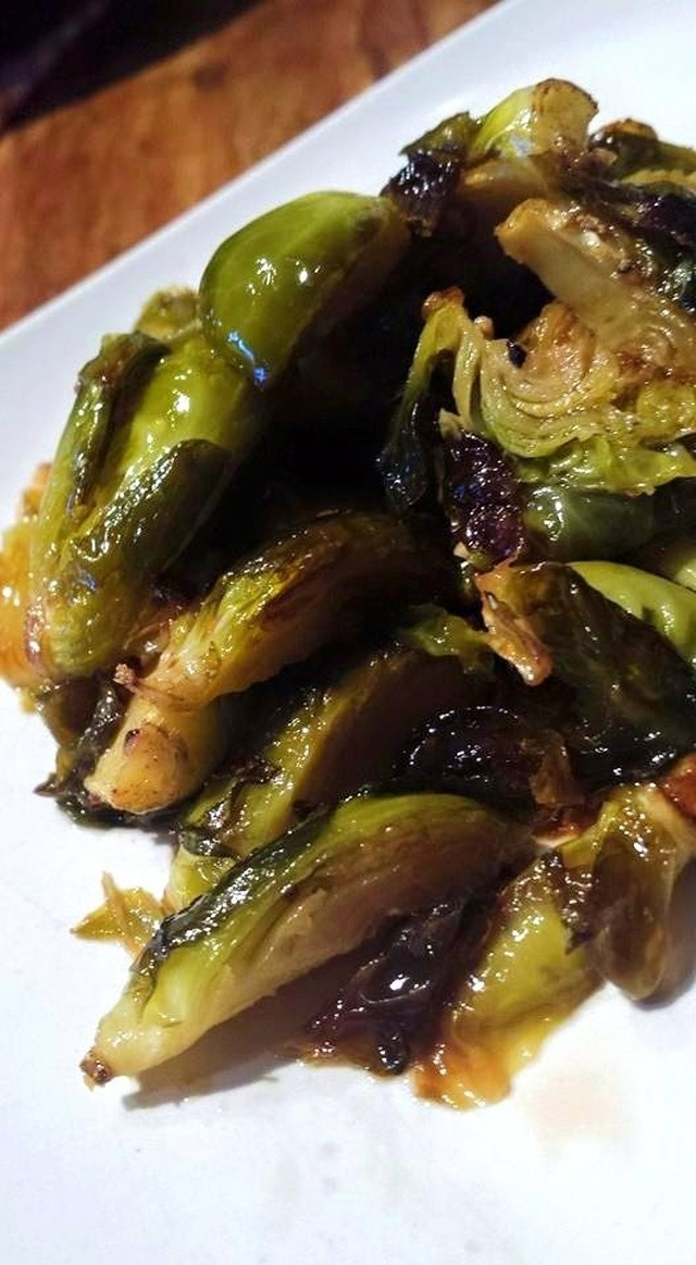 HcG diet recipe phase 3 P3: Saucy Roasted Brussel Sprouts