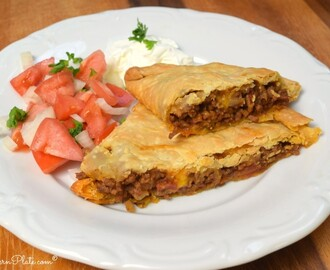 Karen's Giant Beef Empanadas – and Good People