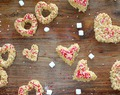 Heart Shaped Rice Krispies Treats!