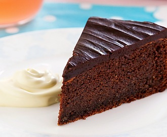 FOOD FRIDAY - MUD CAKE