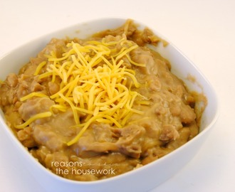 Simple Refried Beans