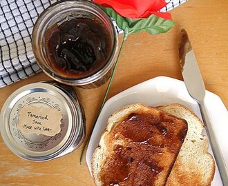 Tamarind Jam Recipe