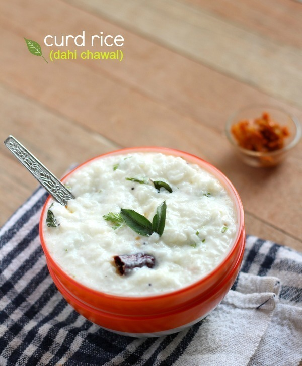 Curd Rice Recipe, How to make South Indian Thayir Sadam