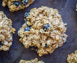 Healthy Make Ahead Breakfast Cookies – 6 Ways