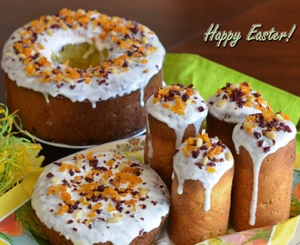 Kulich - Orthodox Easter Bread