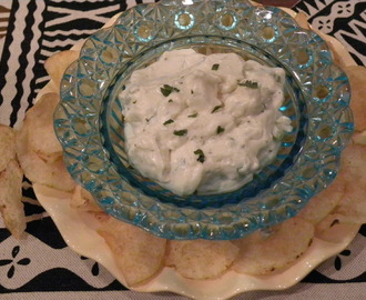 Greek Chip or Vegetable Dip
