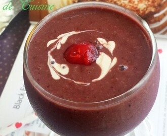 Smoothie Foret noire