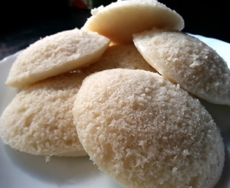 Idli Recipe With Idli Rava | Soft Fluffy Idlis For Breakfast With Rice Rava