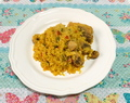 Arroz Amarillo con Pollo – Chicken Yellow Rice