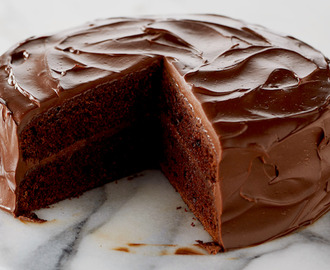 Devil's Food Cake | Bolo do Diabo