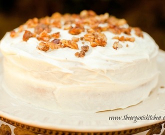Hummingbird Cake (with a gluten free option)