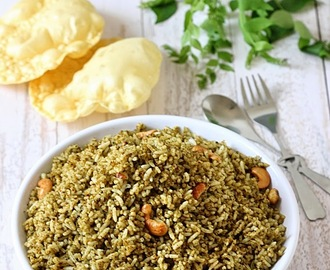 Curry leaves Rice | Karuvepillai Sadam