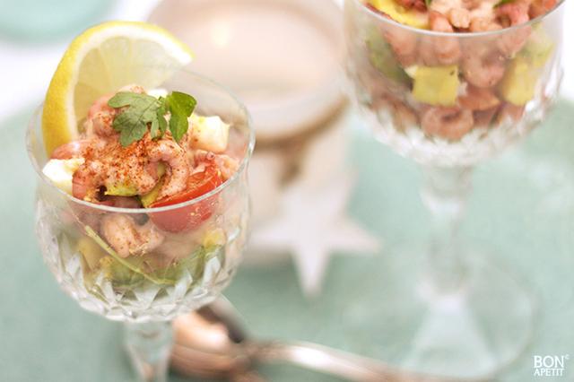 luxe garnalencocktail - recept uit mytaste