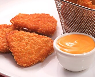 Nuggets de Pollo Crujientes | Naked Chicken Chips
