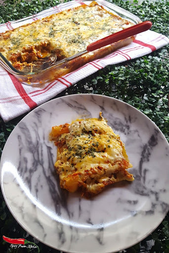 Chicken Cannelloni With Marinara Sauce Recipe