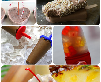 Frozen Treats For all Summer Long