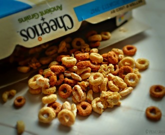 Cheerios + Ancient Grains Snack Mix #Recipe #Coupons and Paypal #Giveaway! #HealthySnacksHealthyHeart