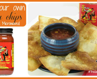 Homemade Tortilla Chips And Salsa Review