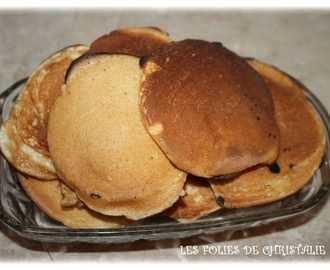 Blinis (Thermomix ou pas )