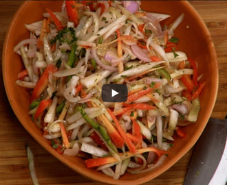 Kachumber Salad Recipe Video