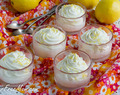 Sugar Free Lemon Cheesecake Mousse