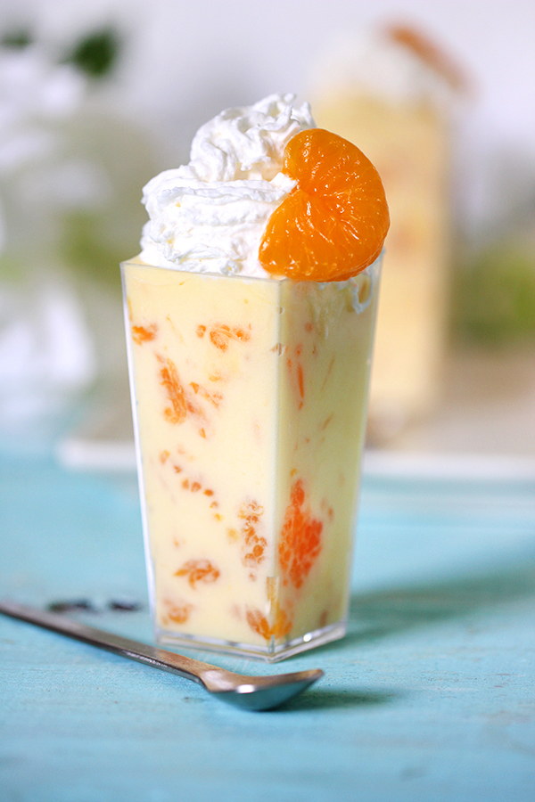 Easy Mandarin Orange Dessert Comes Together with 3 Ingredients