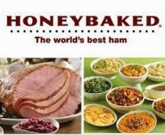 Dinner for Four from the HoneyBaked Ham Store