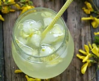 Lemonade Syrup / Limonadin sirup