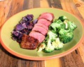 The Best Juicy Venison Loin Recipe
