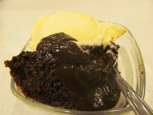 Savings for Sisters #123 - Slow Cooker Chocolate Lava Cake