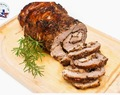Roast Balsamic & Herb Rolled Pork Loin
