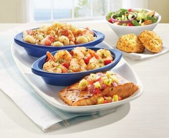 Create Your Own Seafood Trio