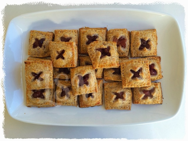 A Recipe Contest/Giveaway and Flakey Cran-Apple Hand Pies