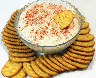 Pineapple Dip with Jerk Spice - 52 Appetizers Recipes