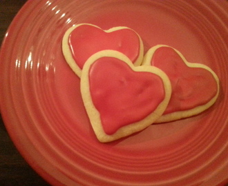 Valentine's Day Cookies…Give Your Heart!