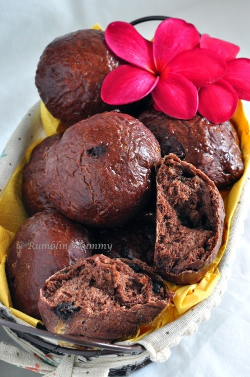 Double Chocolate Bread